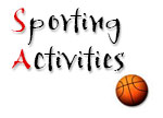 Sporting activities in Broome