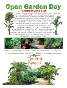 Habitat Open Garden 2016