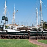 Lugger tourist attraction