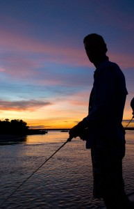 Sunset Fishing, Vansittart Bay, the Kimberley