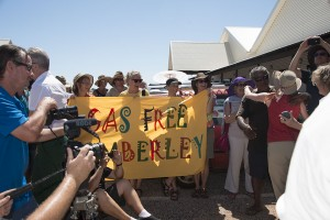 Broome Victory - Woodside withdraws