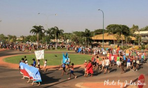 Broome No Gas Rally - December 8th 2012
