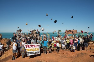 Broome Community welcomes Sea Shepherd