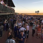 Crowd at Broome Races 2015