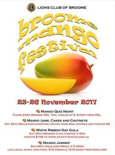 Broome Mango Festival 2017