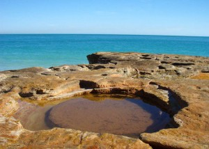Anastasias Pool, Broome