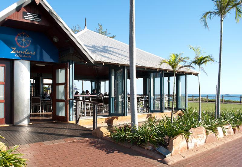 Zanders Restaurant Cable Beach