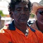 Law man of the Lurujarri Trail