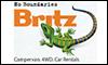 Britz Campervan Rental
