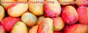 Broome Mango Festival 2014