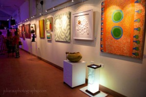 Art on display at the Environs Kimberley Art Exhibition