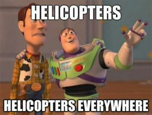 Helicopter Meme
